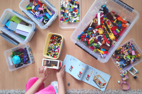Legode sorteerimine
